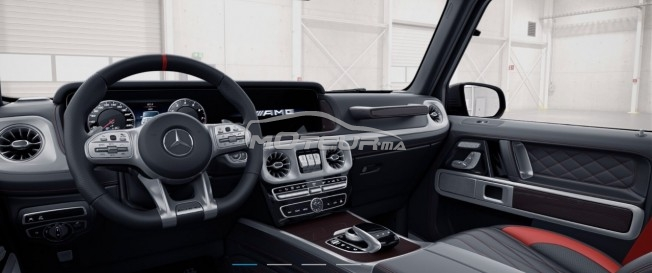 MERCEDES Classe g 63 amg occasion 479572