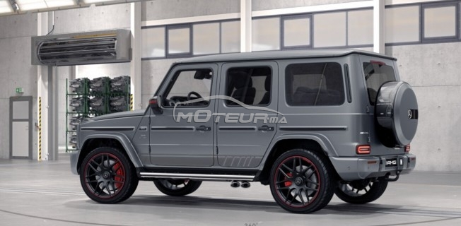 MERCEDES Classe g 63 amg occasion 479574