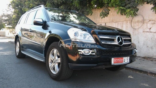 mercedes gl 320 cdi 2011 diesel 180547 occasion casablanca maroc. Black Bedroom Furniture Sets. Home Design Ideas