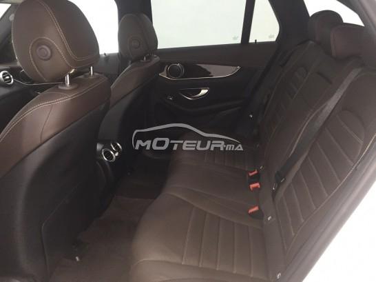 mercedes glc 250d 4matic 2017 diesel 177330 occasion casablanca maroc. Black Bedroom Furniture Sets. Home Design Ideas