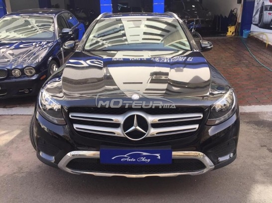 MERCEDES Glc 220 4matic occasion