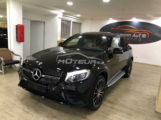 mercedes glc 250d 4matic 2017 diesel 181331 occasion casablanca maroc. Black Bedroom Furniture Sets. Home Design Ideas