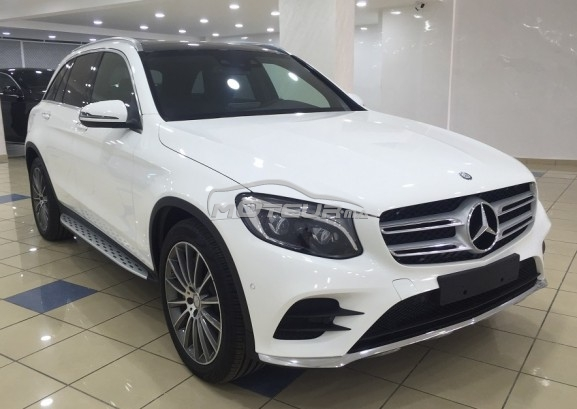 mercedes glc 250d 4matic 2017 diesel 177330 occasion casablanca maroc. Black Bedroom Furniture Sets. Home Design Ideas