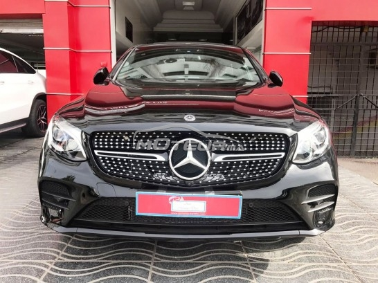 MERCEDES Glc coupe 250d 4matic occasion