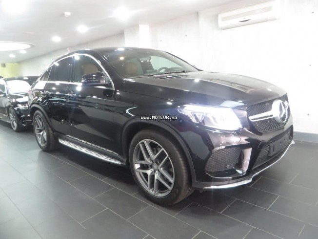 MERCEDES Gle 350d pack amg occasion 189247