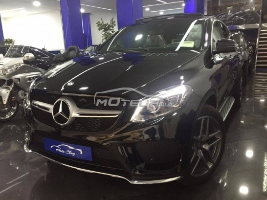 MERCEDES Gle Pack amg مستعملة