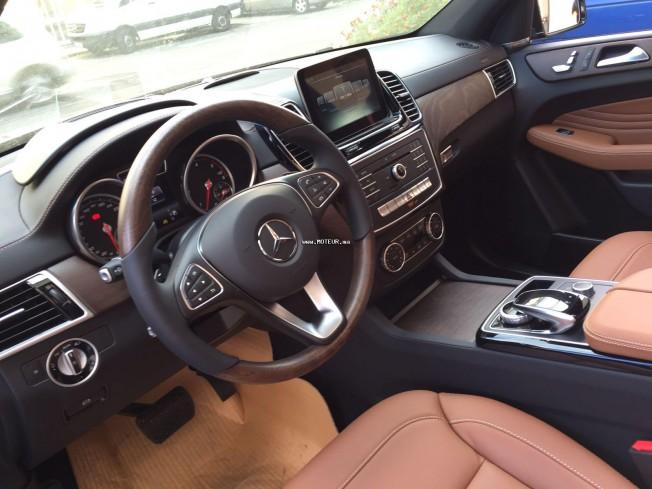 MERCEDES Gle 350d pack amg occasion 194727