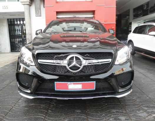 MERCEDES Gle 350d 4matic مستعملة