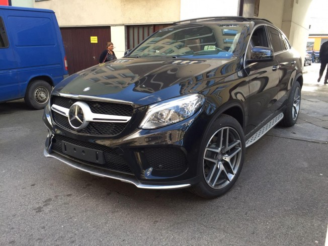 MERCEDES Gle 350d pack amg occasion 194722