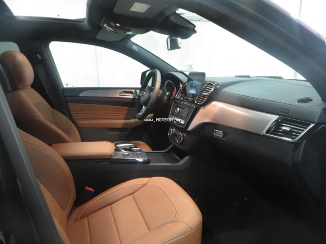 MERCEDES Gle 350d pack amg occasion 189252