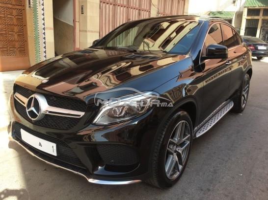 سيارة في المغرب مرسيدس بنز كلاسي جلي كووبي 350d 4 matic - 174329