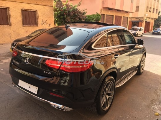 photo mercedes gle coupe 350d 4 matic 2016 174329 366283 casablanca. Black Bedroom Furniture Sets. Home Design Ideas