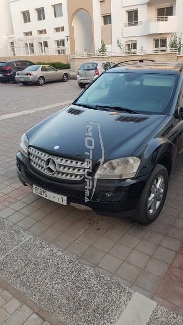 سيارة في المغرب مرسيدس بنز كلاسي مل 320 cdi 4x4 - 218962