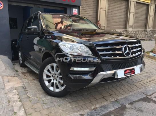 سيارة في المغرب MERCEDES Classe ml 350 cdi 4x4 bluetec - 217941