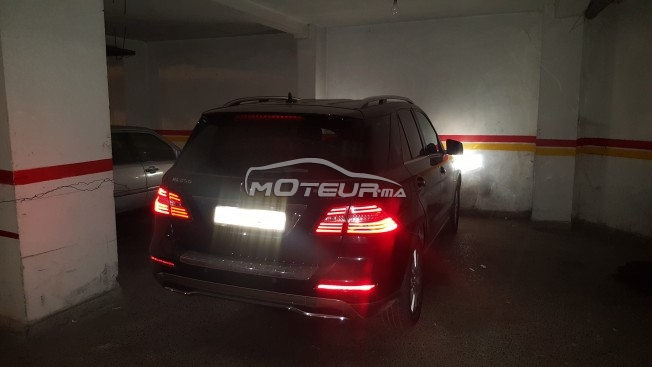 mercedes classe ml 250 bluetec 2012 diesel 153320 occasion casablanca maroc. Black Bedroom Furniture Sets. Home Design Ideas