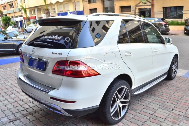 MERCEDES Classe ml Bluetec 250 occasion