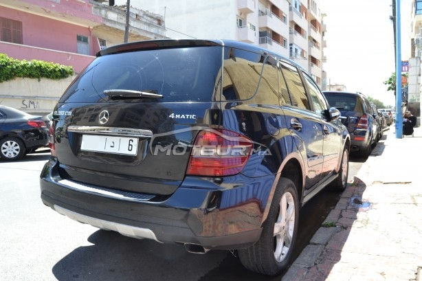 Voiture Mercedes benz Classe ml 2008 à casablanca  Diesel