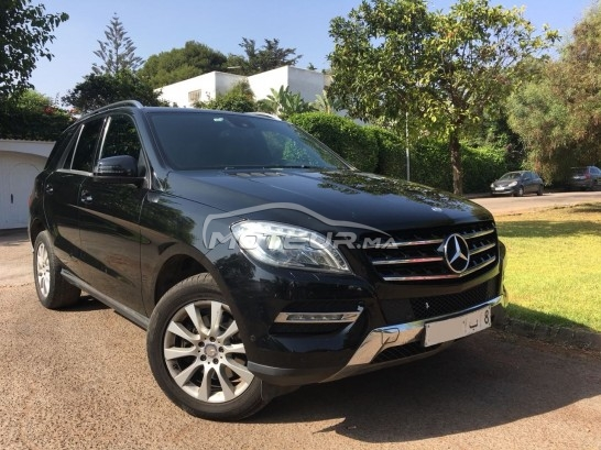 سيارة في المغرب مرسيدس بنز كلاسي مل 350 cdi 4 matic - 222526