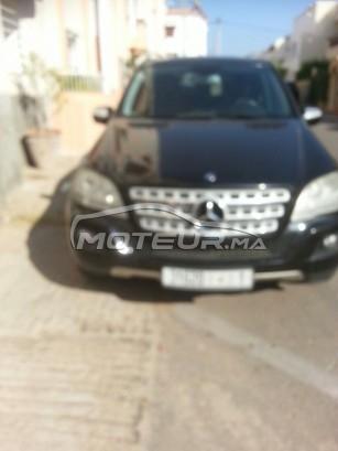 سيارة في المغرب MERCEDES Classe ml 350 cdi - 255833