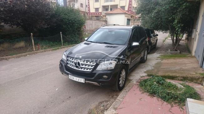 سيارة في المغرب MERCEDES Classe ml 350 cdi - 257145
