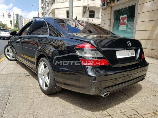 MERCEDES Classe s 500 pack amg occasion 583544