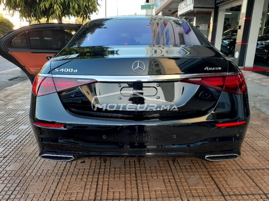 MERCEDES Classe s 400 d pack amg occasion 1200454
