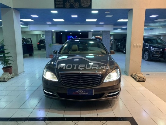 MERCEDES Classe s 350 cdi pack amg occasion