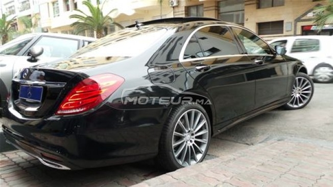 MERCEDES Classe s 350d limouzine pack amg occasion 582056
