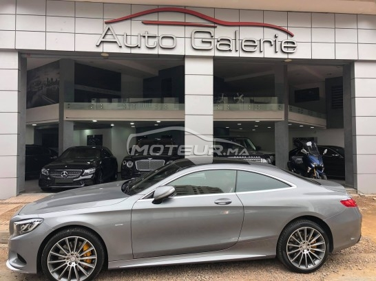 MERCEDES Classe s 500 amg édition 1 occasion
