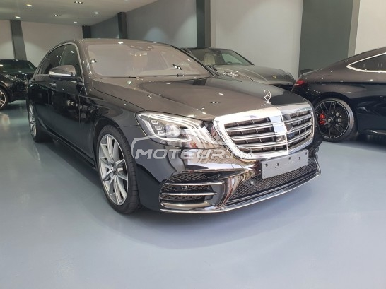 MERCEDES Classe s 400d pack amg occasion 989575