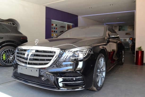 MERCEDES Classe s 400 d pack amg occasion 609036