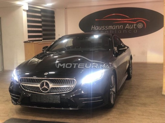 MERCEDES Classe s occasion 643274