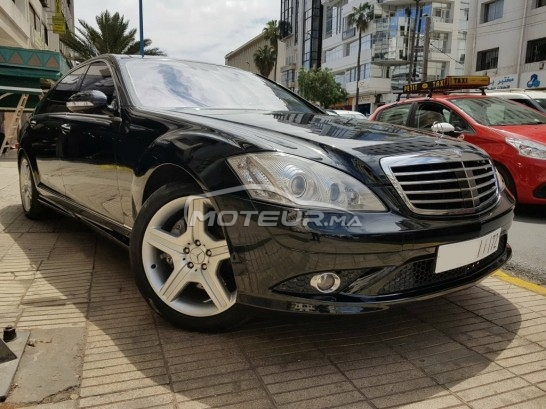 MERCEDES Classe s 500 pack amg occasion 583620