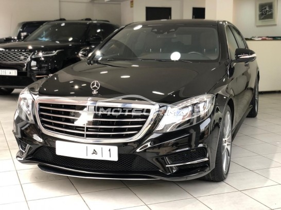 MERCEDES Classe s 350 ld occasion