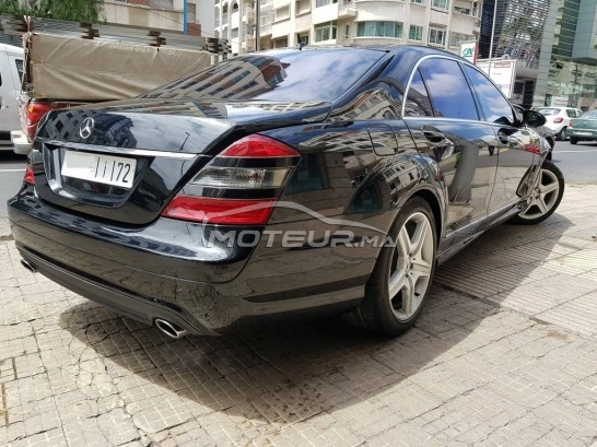 MERCEDES Classe s 500 pack amg occasion 583545