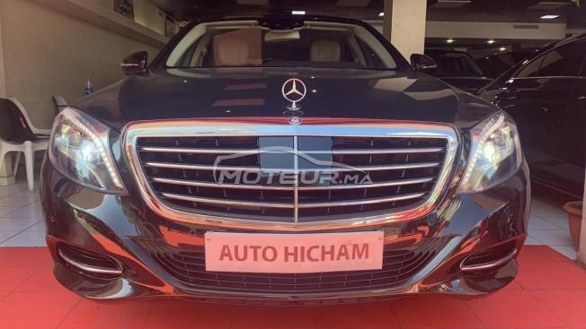 Voiture Mercedes benz Classe s 2014 à casablanca  Diesel