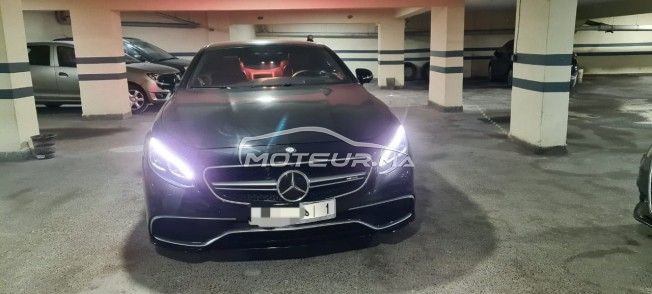 MERCEDES Classe s 63 amg occasion