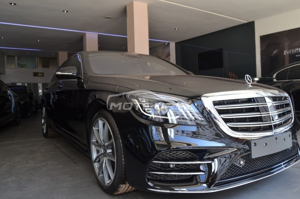 MERCEDES Classe s 400 d pack amg occasion 609037