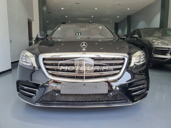 MERCEDES Classe s 400d pack amg occasion