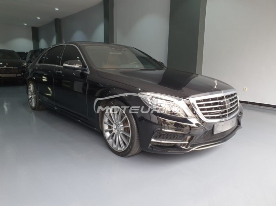 MERCEDES Classe s 350d pack amg occasion