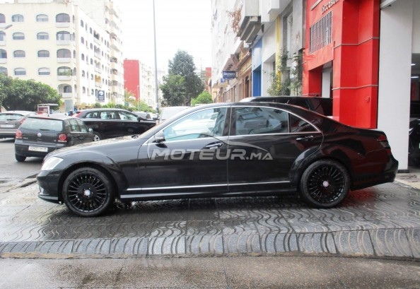 MERCEDES Classe s 500 amg occasion 718225