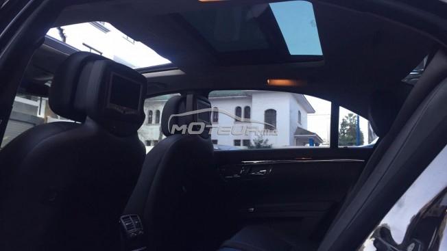مرسيدس بنز كلاسي إس 500 limousine مستعملة 423117