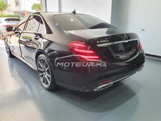 MERCEDES Classe s 400d pack amg occasion 989574