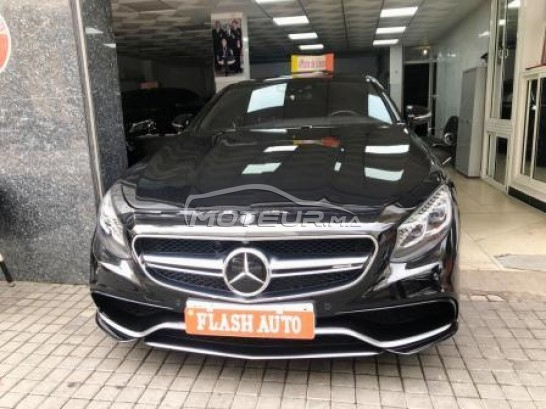 MERCEDES Classe s 63 pack amg occasion 708741