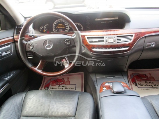 MERCEDES Classe s 500 amg occasion 718221