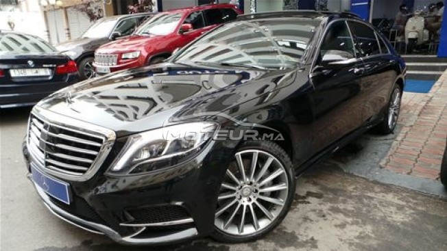 MERCEDES Classe s 350d limouzine pack amg occasion