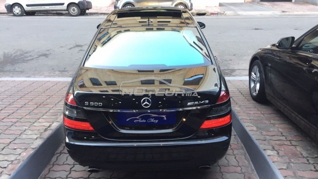 مرسيدس بنز كلاسي إس 500 limousine مستعملة 423107