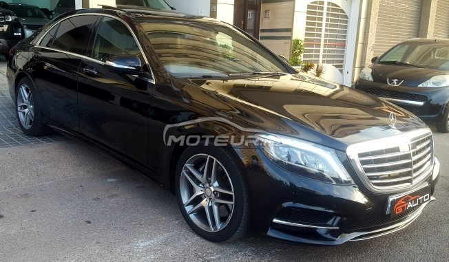 سيارة في المغرب مرسيدس بنز كلاسي إس 350d - 233977