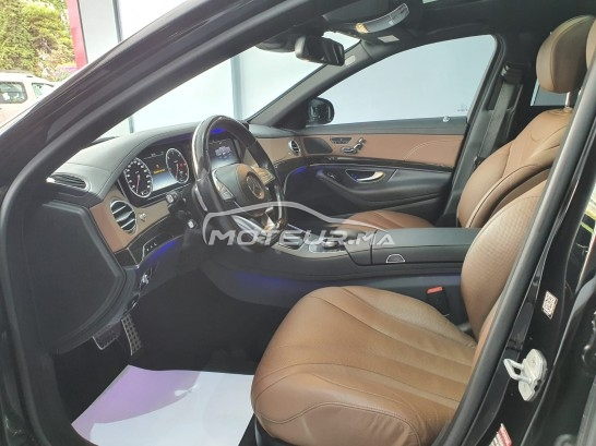 MERCEDES Classe s 350d pack amg occasion 971740