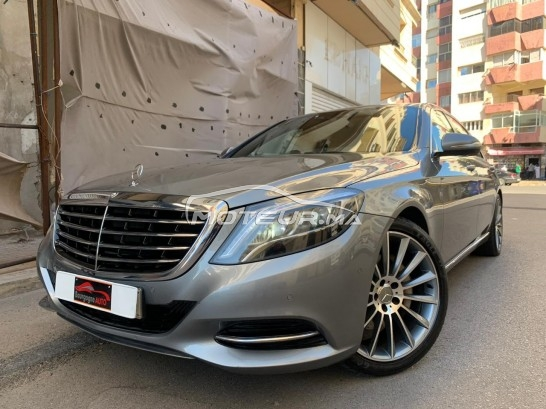 MERCEDES Classe s Version l occasion